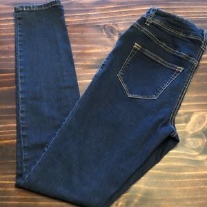 Maurices High Rise XS-Regular Skinny Jeans